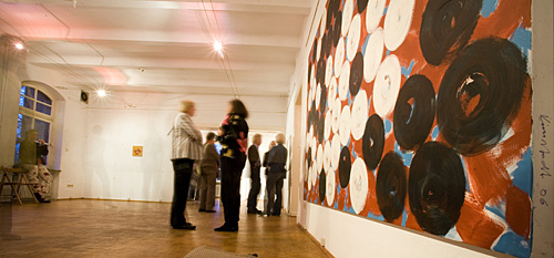 Ausstellung Kulturforum Lüneburg 2007