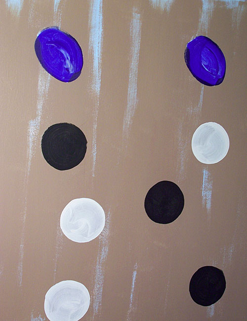 'Revanche' (Ausschnitt), 2007, 180 x 320 cm